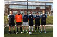 Maltby Surveys 5 a side team