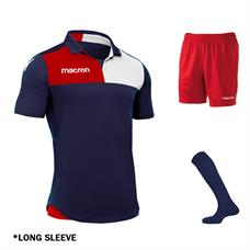 Macron Nunki Long Sleeve Full Kit Set