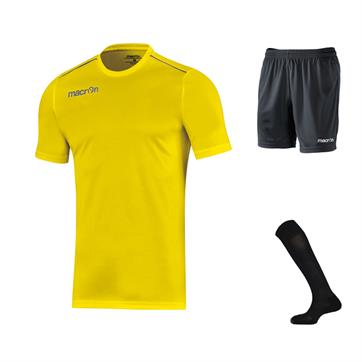 Macron Rigel 5-a-Side Kit Deal (5 Shirts, Shorts & Socks)