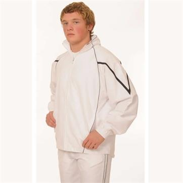 Gazelle Teamstar Tracksuit White/Black