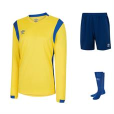 Umbro Spartan Full Kit Bundle of 15 (Long Sleeve)