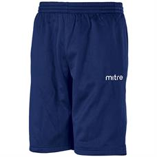 Mitre Poly Training Shorts