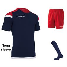 Macron Titan Long Sleeve Full Kit Set