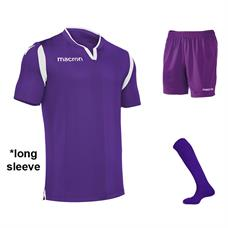 Macron Toliman Long Sleeve Full Kit Set