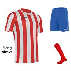 Macron Trevor Long Sleeve Full Kit Set