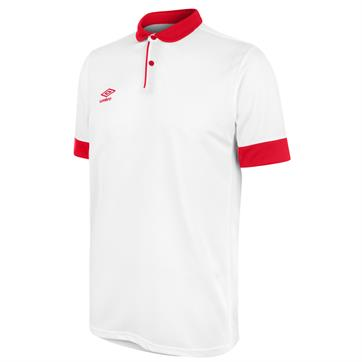 Umbro Trophy Shirt - White / Red