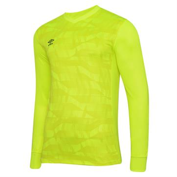 Umbro Counter Padded Goalkeeper Shirt - Safety Yellow