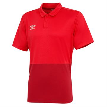 Umbro Pro Training Polo Shirt - Red