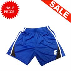 Clearance Football Shorts - Royal (Various sizes) (Single)