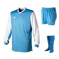 Umbro Witton Full Kit Bundle of 12 (Long Sleeve)