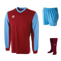 Umbro Witton Full Kit Bundle of 15 (Long Sleeve)