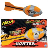 Vortex Aero Howler Throwing Football