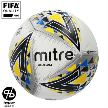 Mitre Delta Max Pro Hyperseam Match Football (Size 5)