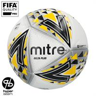 Mitre Delta Plus Pro Hyperseam Match Football (Size 4,5)