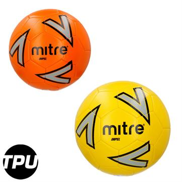 Mitre FLUO Impel Core Training Football (3,4,5)