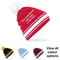 customisable bobble hat
