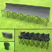 Six Seater Folding Bench