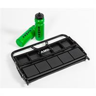 Samba Folding Water Bottle Carrier (Holds 10)