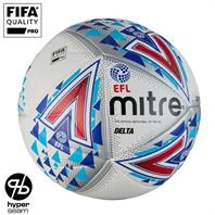 Mitre Delta Official EFL Match Hyperseam Football (Size 5)