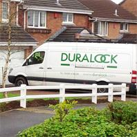 Duralock Post & 2 Rail Fence System