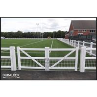 Duralock PVC Fence Gates