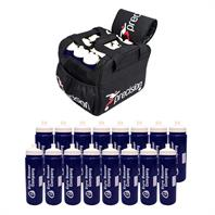 Euro Customisable Water Bottle & Bag Set (16 Bottles in Bag)