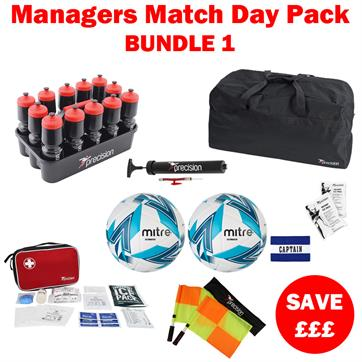 Euro Managers Match Day Pack Bundle 1