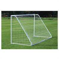 Harrod Freestanding Steel Goal Posts (16 x 6ft) (Pair)