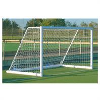 Harrod 3G Aluminium 7 A-Side Portagoals (PAIR) (12 x 6ft)