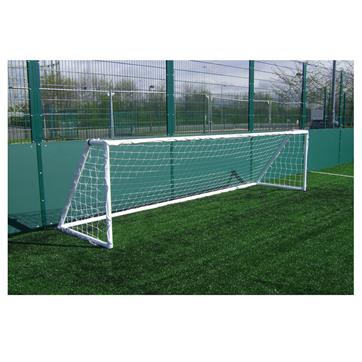 Harrod Heavy Duty Galvanised Steel Goal Posts (16 x 4ft)