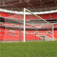 Harrod 3G Socketed Aluminium Stadium Goal Posts (21 x 7ft) (Pair)