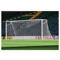 Harrod 3G Club Socketed Aluminium Stadium Goal Posts (24 x 8ft)