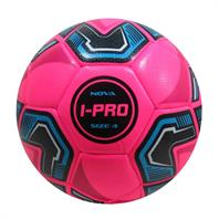 iPro Nova High Performance Laminate Training Football (3,4,5) (Pink)