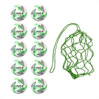 Net of 10 Impel Futsal Balls