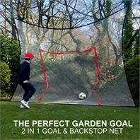 Quickplay Mega Target Sports & Football Net