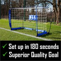Samba Speed Goal 5ft x 3ft