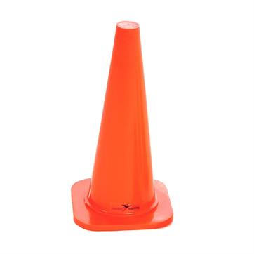 "Precision 18"" Plastic Traffic Cones (Single)"