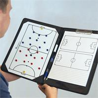 Precision Pro Futsal Coaches Tactics Folder (A4)