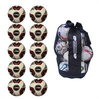 Sack of 10 Ipro Nova Footballs