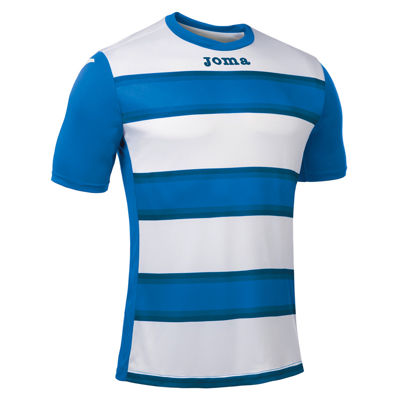 Joma Europa Hoop Short Sleeve Shirt