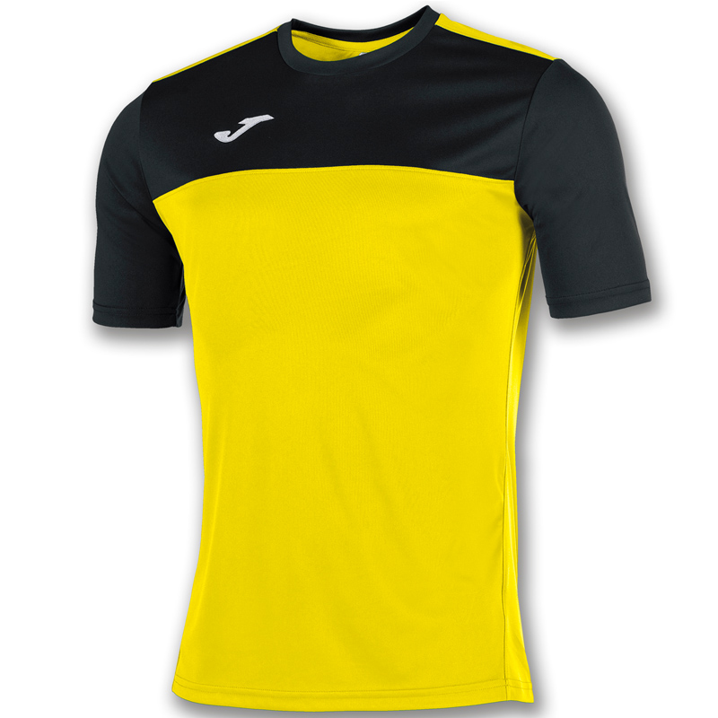 Joma Winner Short Sleeve Poly Shirt