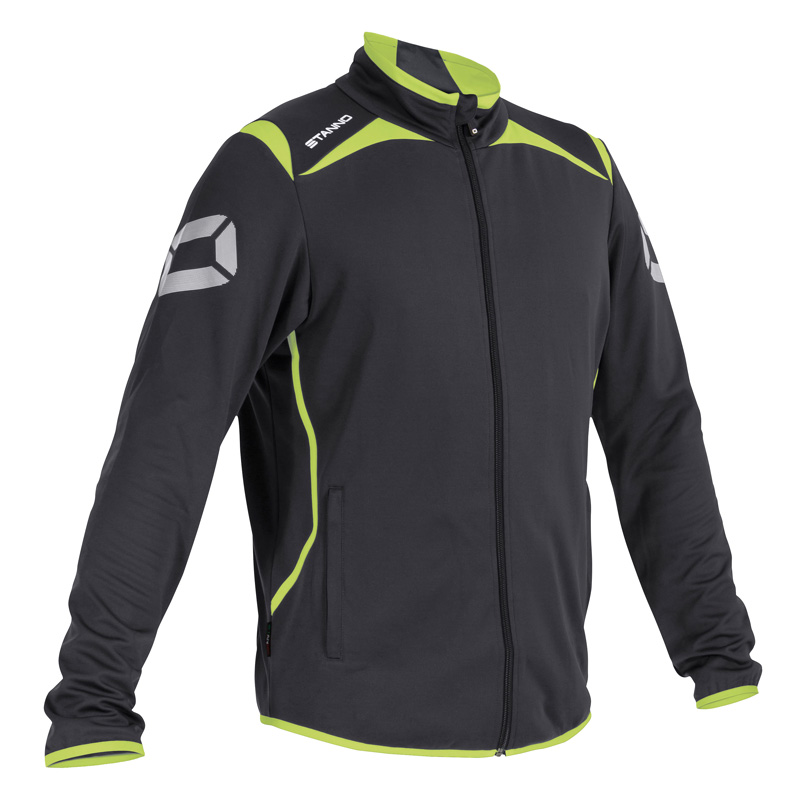 Stanno Forza TTS Poly Full Zip Tracksuit Top