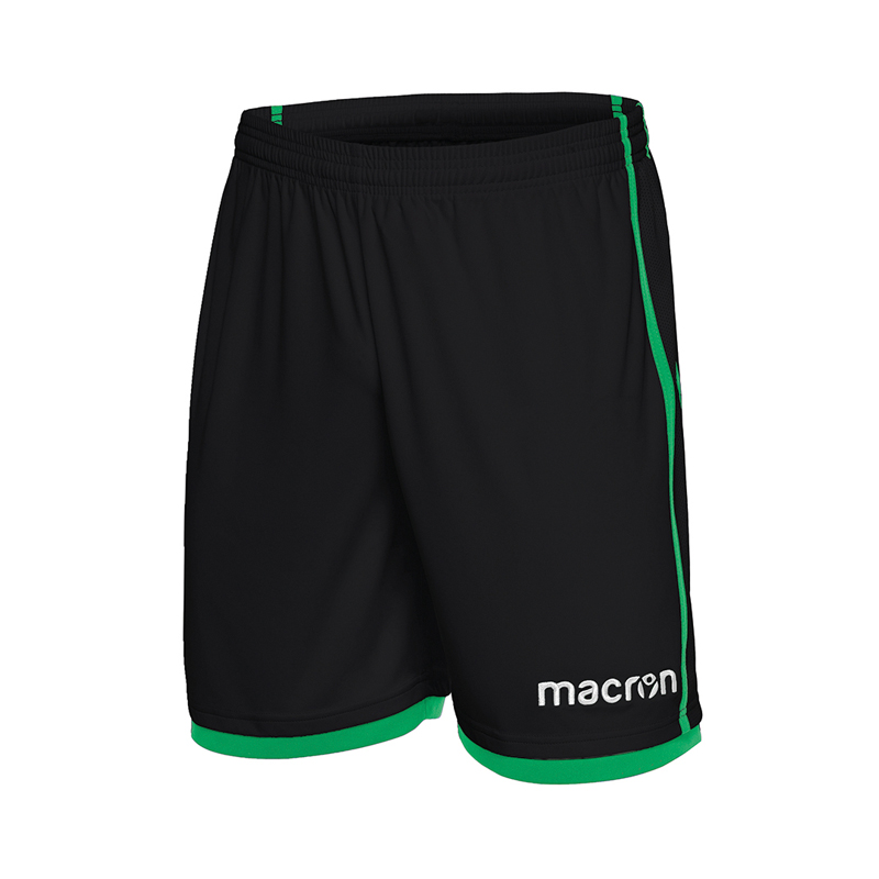 Sizes from 3XS to 3XL FOOTBALL SHORTS ALGOL MACRON
