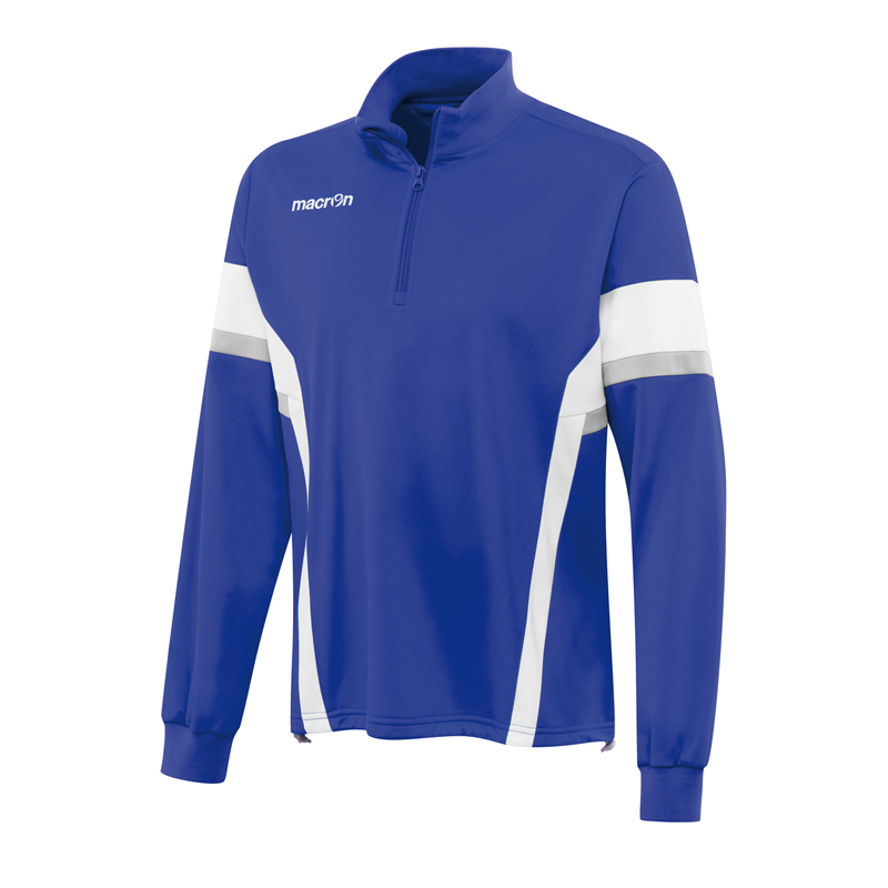 Macron Expert 1/2 Zip Brushed Fleece Polyester Top