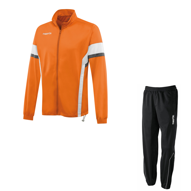 Macron Victory Full Tracksuit Quality Polyester