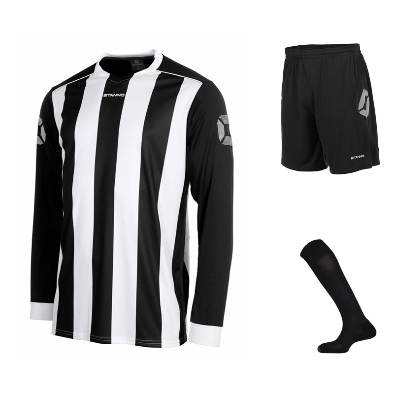 Stanno LS Brighton Pisa Full Kit Bundle of 10 (Long Sleeve)