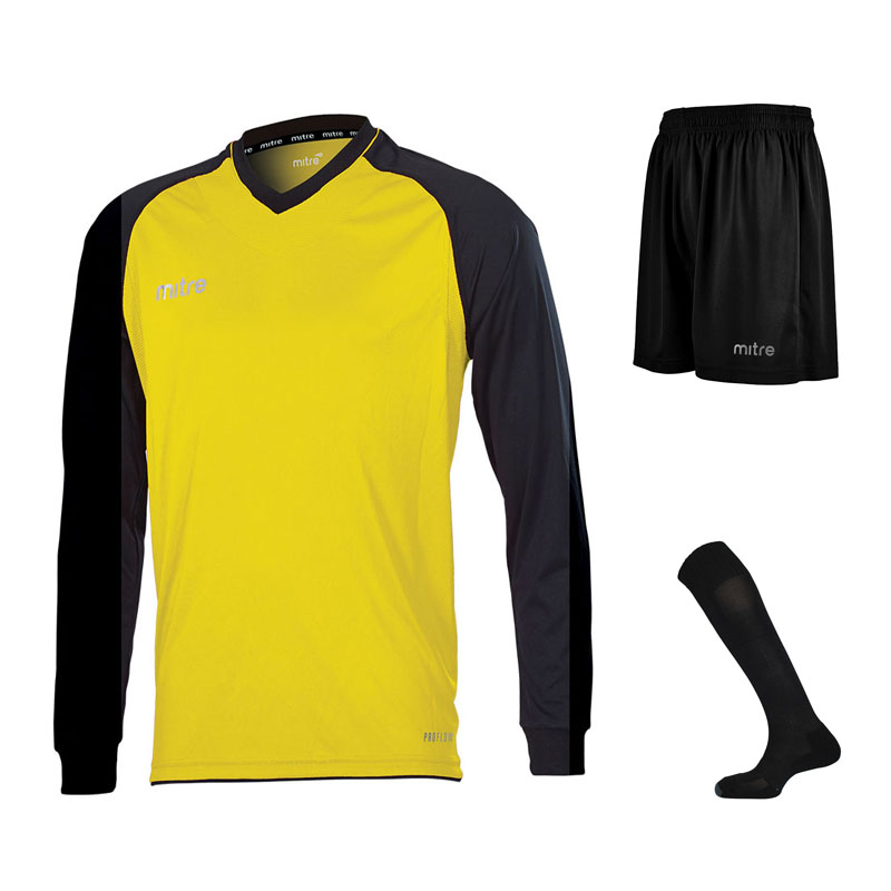 Mitre LS Cabrio Full Kit Bundle of 10 (Long Sleeve)