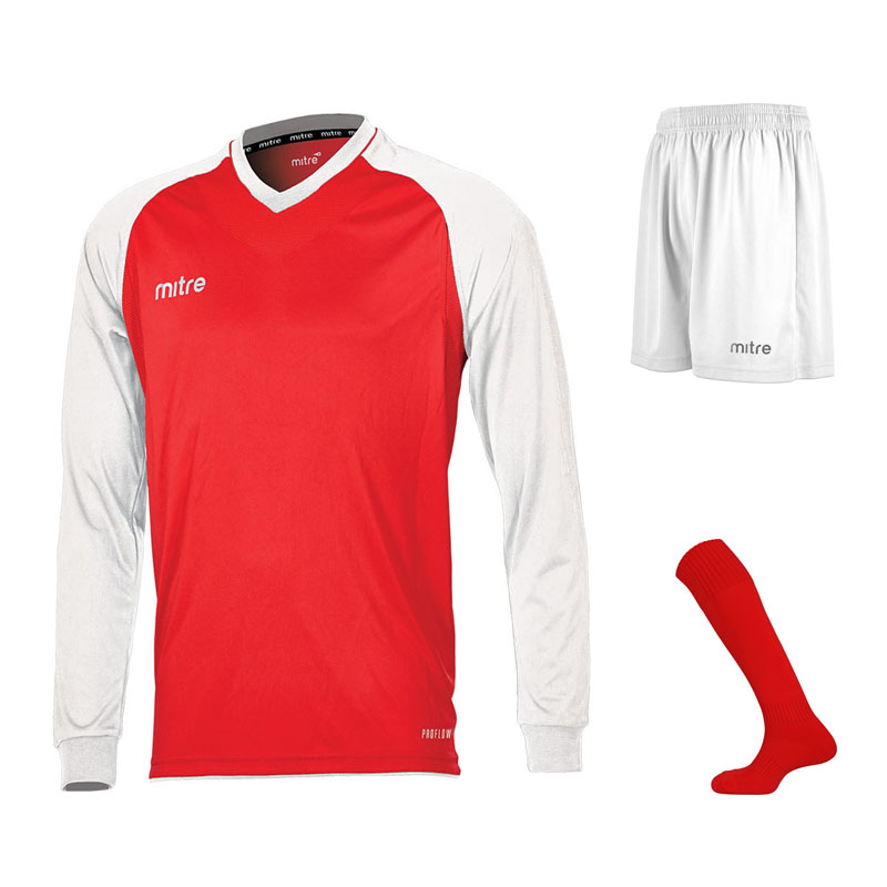 Mitre Cabrio Full Kit Bundle of 12 (Long Sleeve)