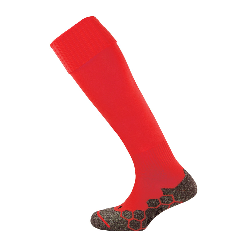 Mitre Division Plain Cushioned Sole Socks