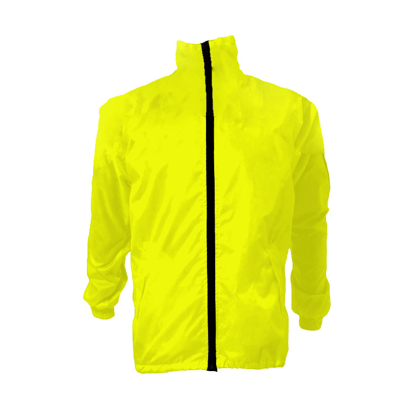 Custom Made Milano Shower Jacket [Choose Your Own Colourway]
